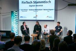 FinTech Stammtisch - Digitale Identität