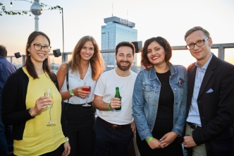 Sommerfest des FinTechStammtisches